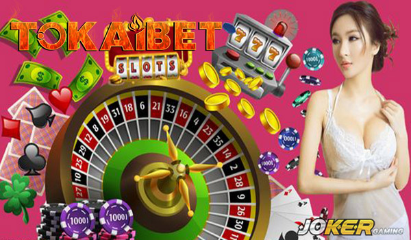 Agen Resmi Joker123 Game Slot Online Mudah Jackpot