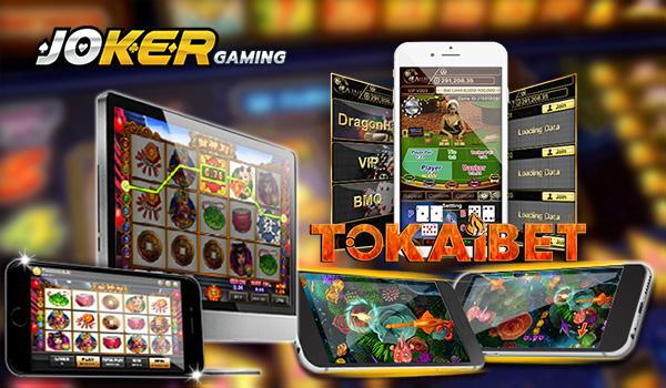 Agen Pendaftaran ID Joker123 Slot Game Online Terbaik