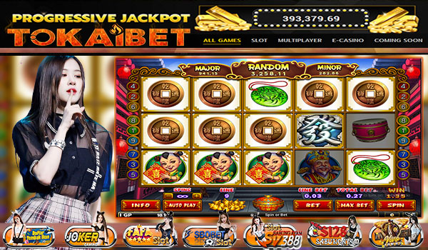 Situs Slot Online Indonesia Judi Slot Joker123 Gaming